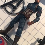 Toy Fair 2016 Marvel Select Civil War Figures Photos! Bucky!
