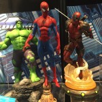 Toy Fair 2016: Diamond Select Toys Marvel Gallery Statues!