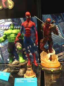 Toy Fair 2016 Diamond Select Toys Marvel Gallery Statues