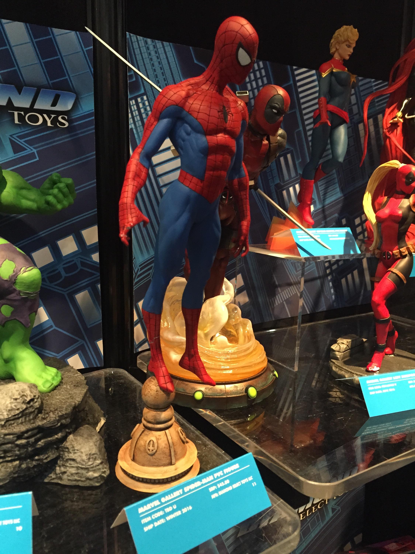Diamond Marvel statue  Spider-Gwen