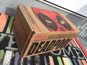 Deadpool Marvel Collector Corps Box Review
