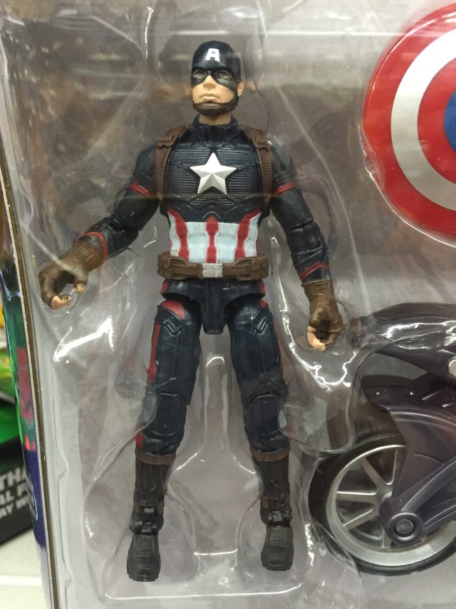 "Hasbro Civil War Captain America 3.75"" Figure"