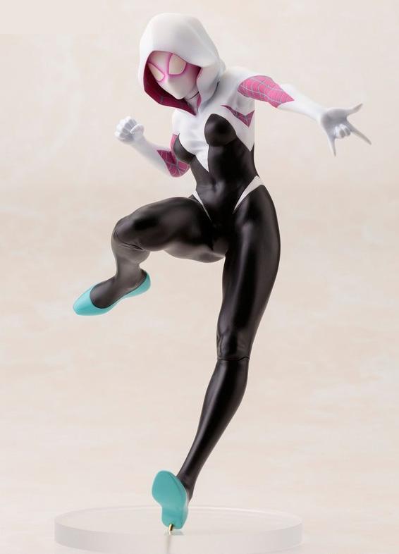 Kotobukiya Spider-Gwen Bishoujo Statue