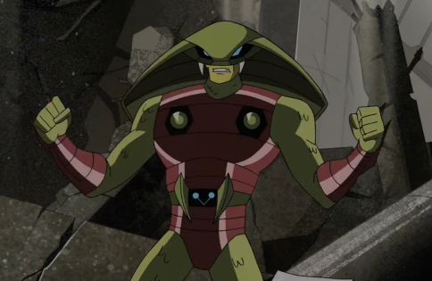 Marvel King Cobra Screenshot Avengers Assemble