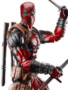 Marvel Legends 2016 Deadpool Hasbro Six Inch Figure