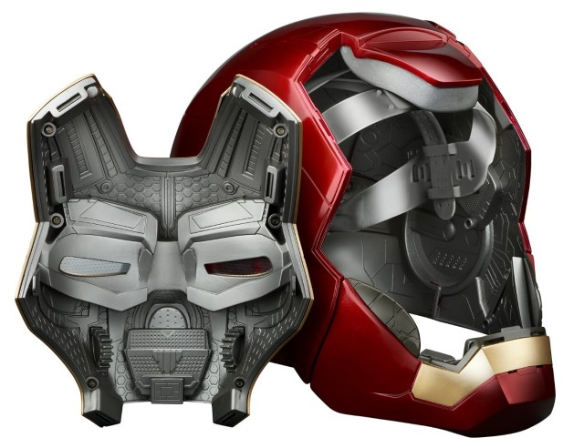 Marvel Legends Iron Man Helmet Removable Faceplate