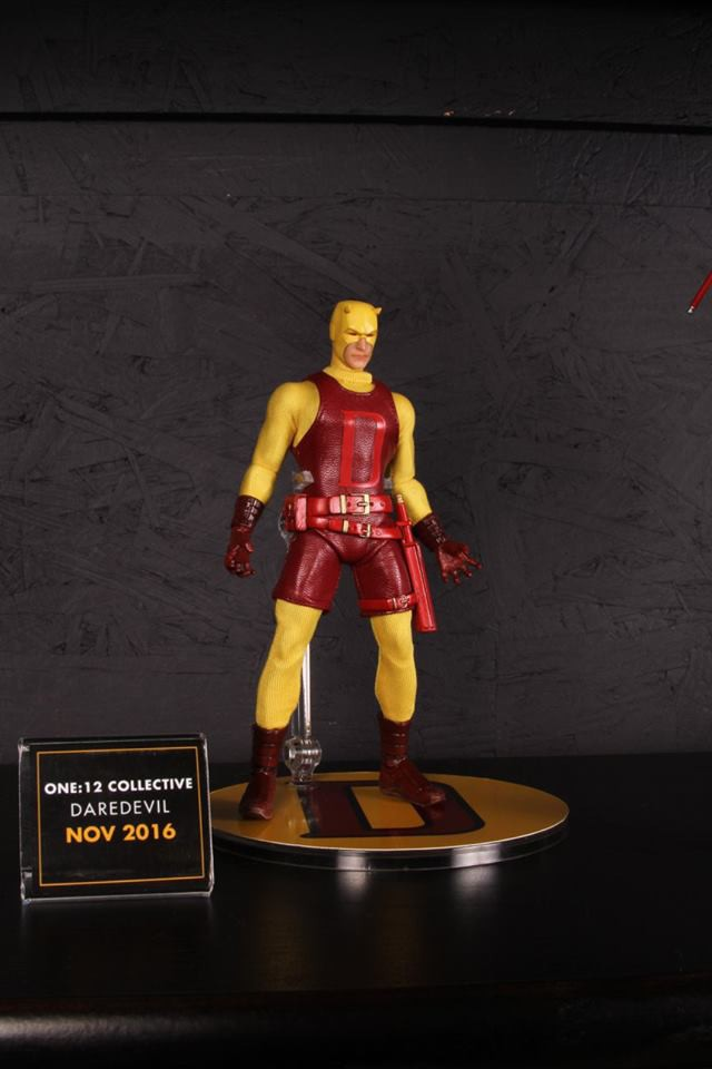 Mezco First Appearance Daredevil 1 12 Collective Figure