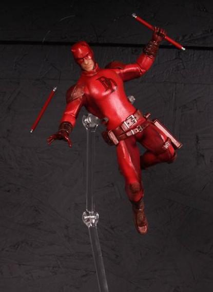 Mezco One12Collective Modern Daredevil Figure