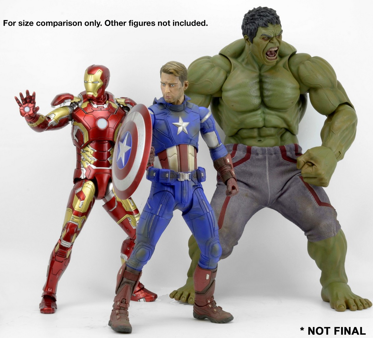 Toy Fair 2016: NECA Hulk 1/4 Figure Up for Order! - Marvel Toy News