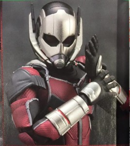 SH Figuarts Ant-Man Figure Revealed