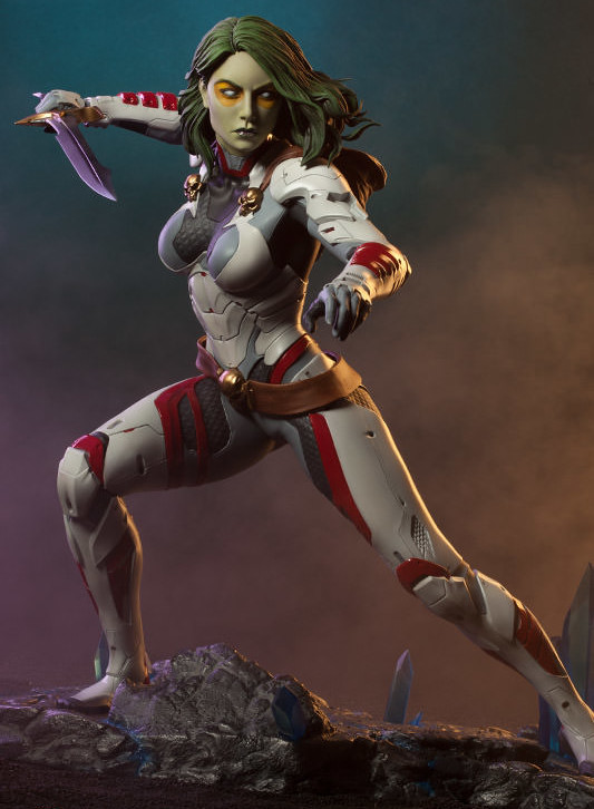 Sideshow Collectibles Premium Format Figure Gamora