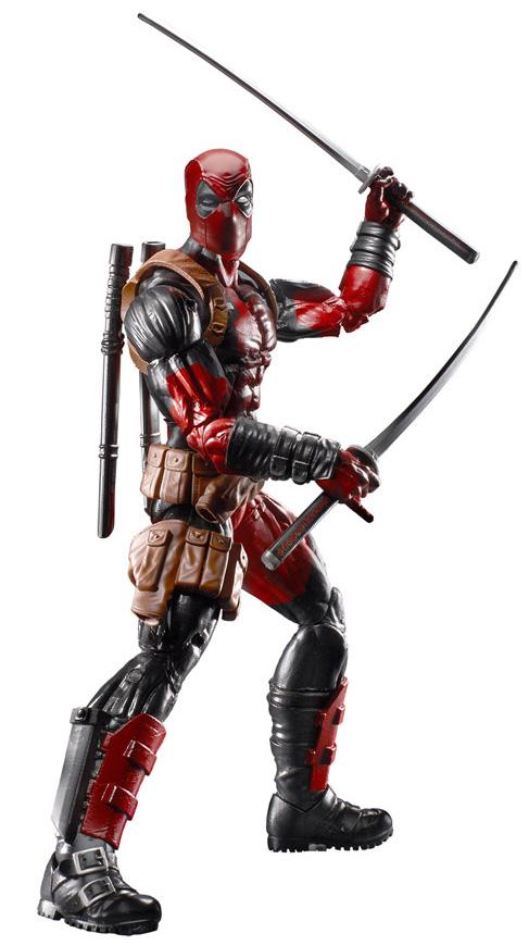 Toy Fair 2016 Marvel Legends X-Men Deadpool Figure