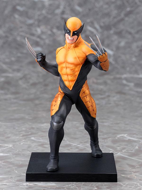 ARTFX+ Wolverine Kotobukiya Statue PVC
