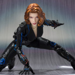 Bandai S.H. Figuarts Black Widow Figure Up for Order!