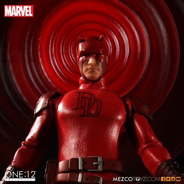 Daredevil One 12 Collective Figure Radar Sense Accessory