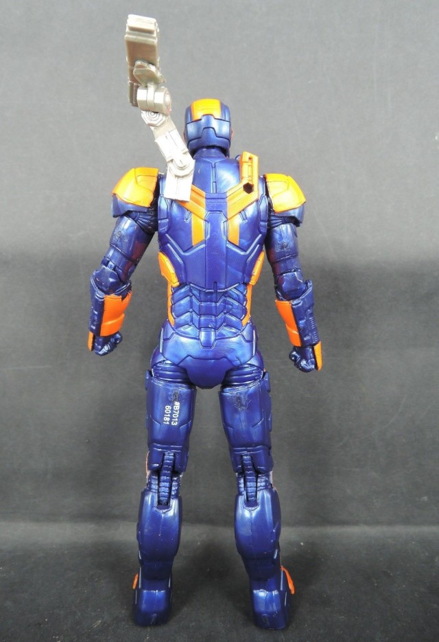 Disco Iron Man Marvel Legends Exclusive 6 Inch Figure