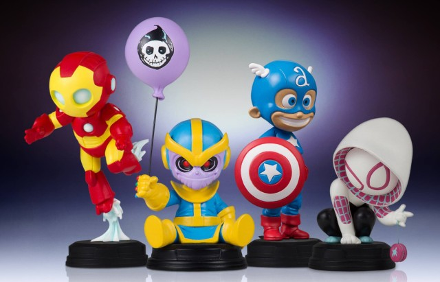 Gentle Giant Marvel Animated Statues Skottie Young