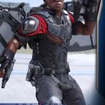 Hot Toys Civil War Falcon Figure Photos & Order Info!