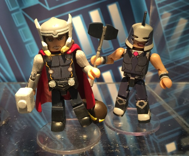 Walgreens Minimates Power Princess & Thor