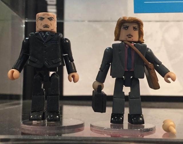 Netflix Daredevil Minimates Wilson Fisk & Foggy Nelson