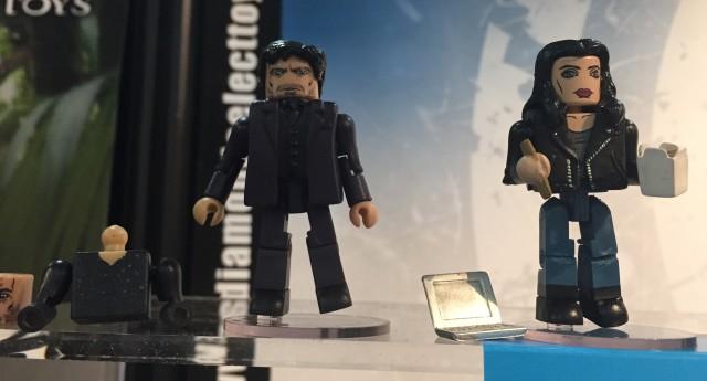 Minimates Jessica Jones & Kilgrave Figures