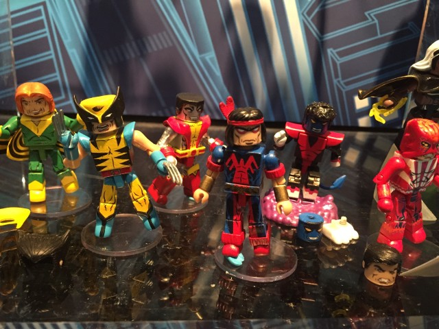 Marvel Minimates Series 68 Giant-Size X-Men Figures