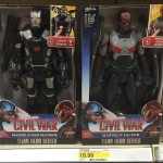 Civil War Titan Hero Falcon & War Machine Released!