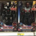 Civil War Titan Hero Falcon & War Machine Released!