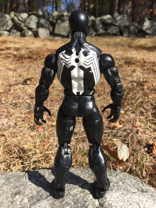 "Back of Venom Marvel Legends 6"" Figure Hasbro"