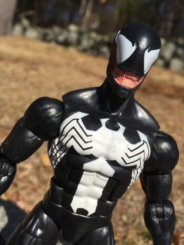 Marvel Legends Classic Venom Head