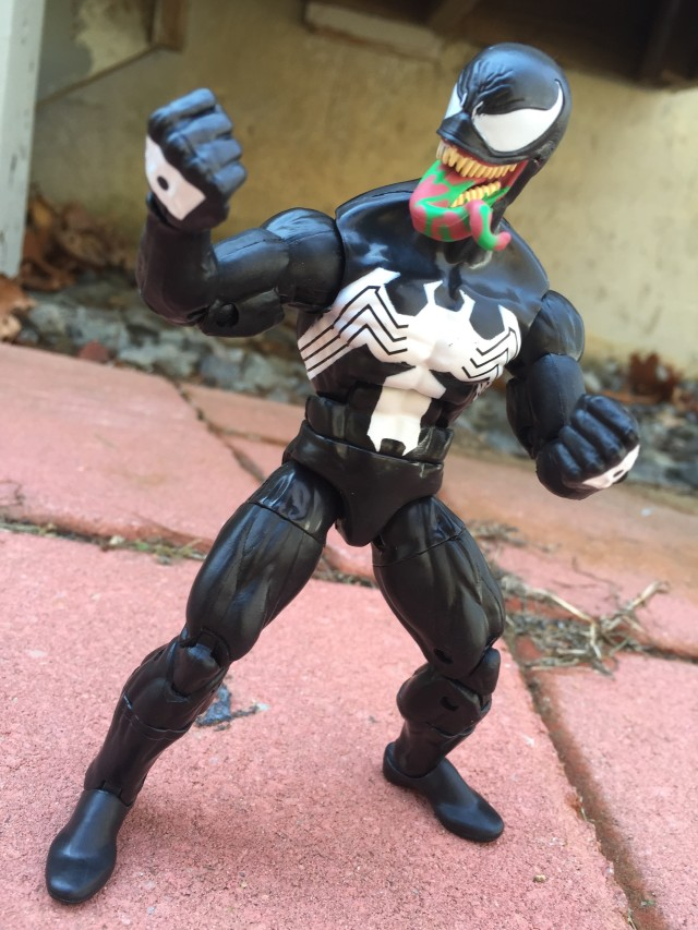 "Spider-Man Marvel Legends Venom 6"" Figure with Fists"