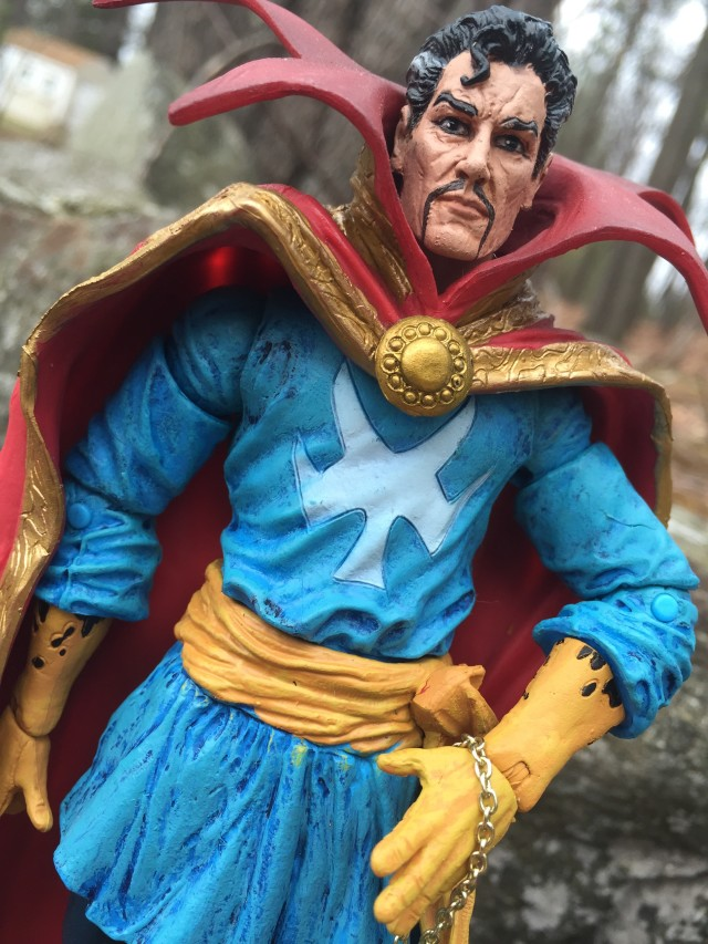 Marvel Select Doctor Strange Figure Review