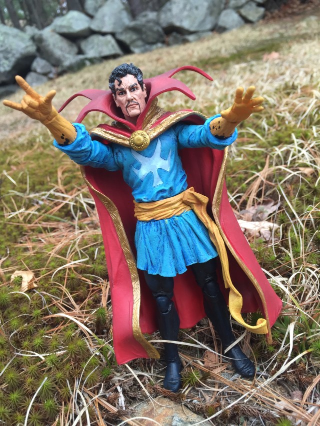 Doctor Strange 7 Inch Figure Diamond Select Toys