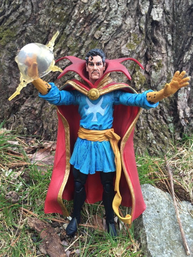 Doctor Strange Marvel Select Action Figure with Effects Piece
