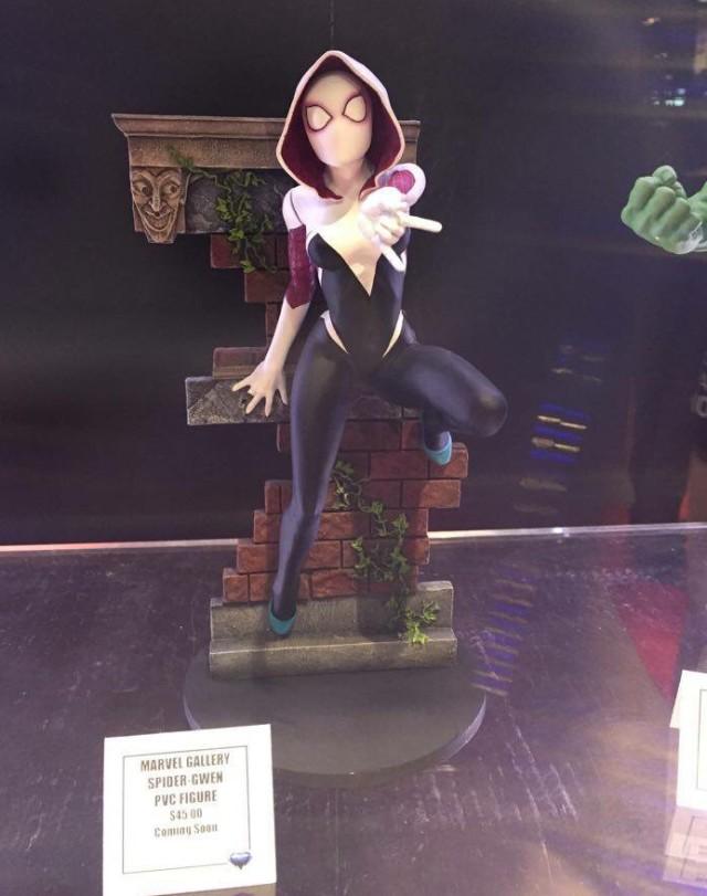Marvel Gallery Spider-Gwen Statue C2E2
