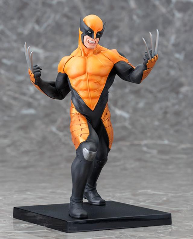 Kotobukiya ARTFX+ Wolverine Figure September 2016