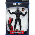 Marvel Legends Civil War Figures Up for Order!