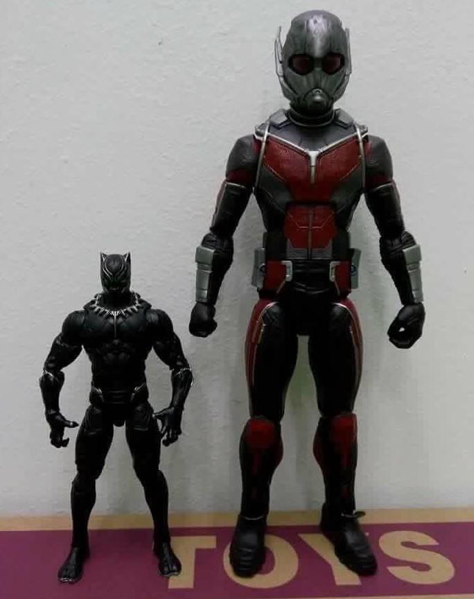 MARVEL LEGENDS BAF Giant Man Head Ant Man