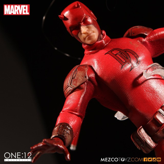 Marvel One 12 Collective Daredevil 6 Inch Action Figure