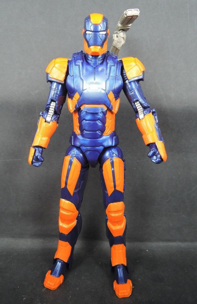 Target Exclusive Marvel Legends Disco Iron Man Figure