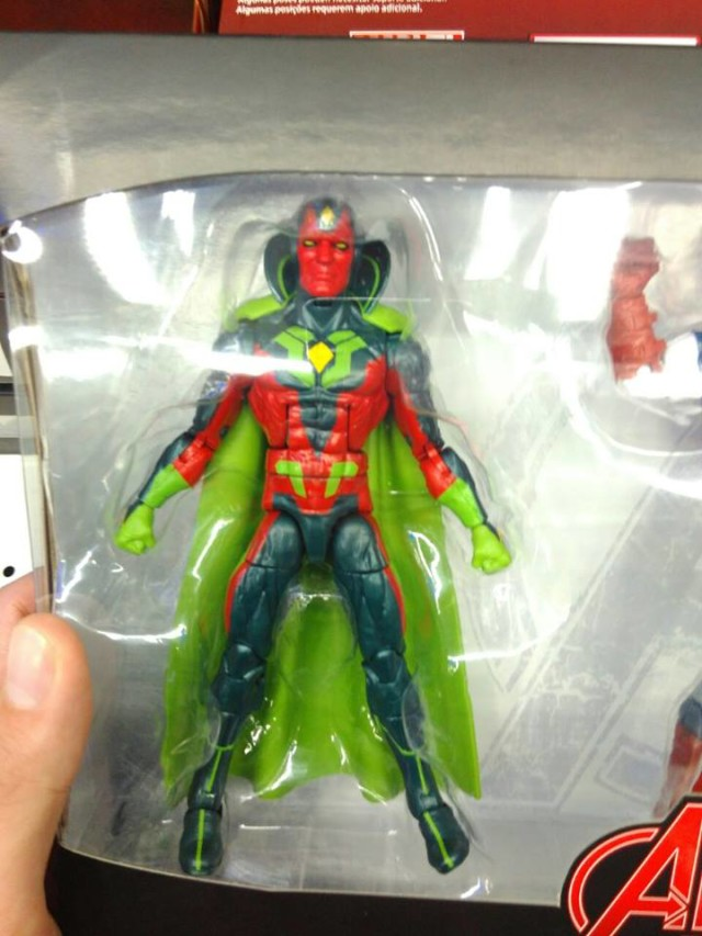 Marvel Toys R Us : Marvel legends kate bishop vision falcon captain america