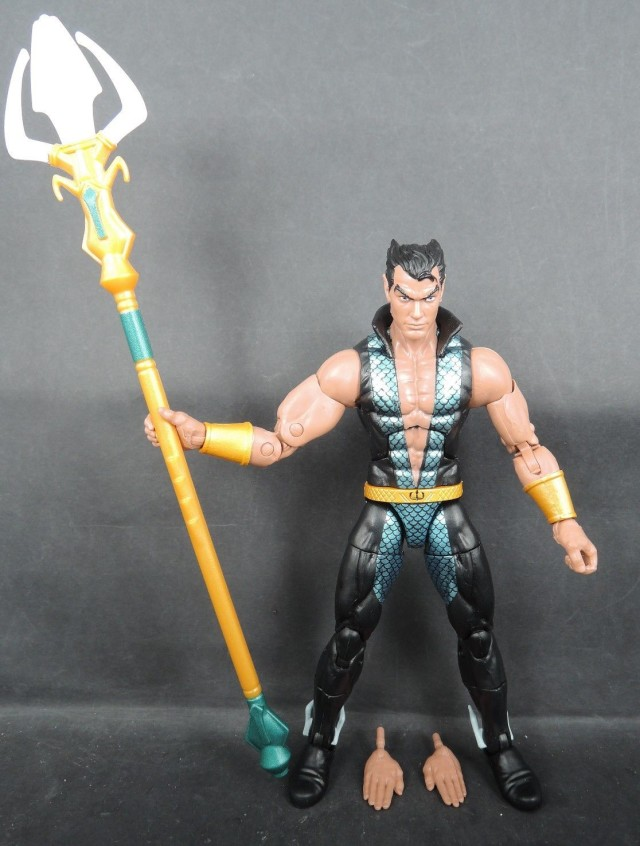 Walgreens Exclusive Namor Marvel Legends Figure with Trident