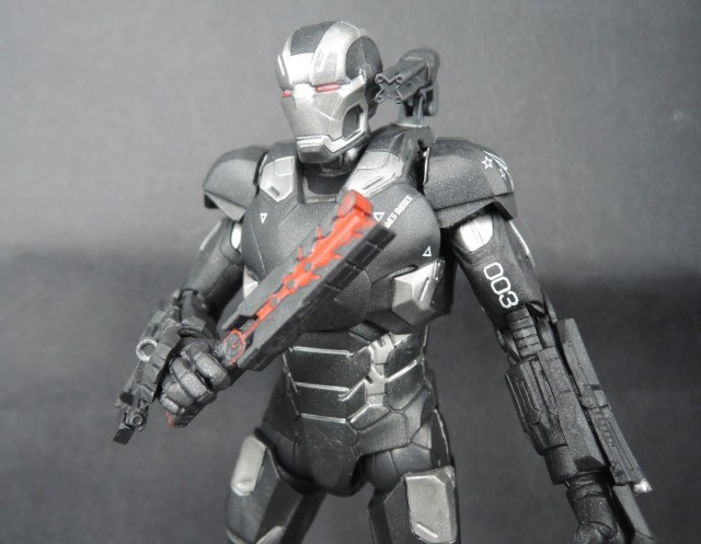 War Machine Marvel Legends 2016 Figure with Baton