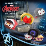 Disney Tsum Tsum Avengers Series 2 Plush Up for Order!