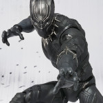 SH Figuarts Black Panther Figure Photos & Order Info!