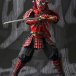 Figuarts Manga Realization Spider-Man Samurai Figure!