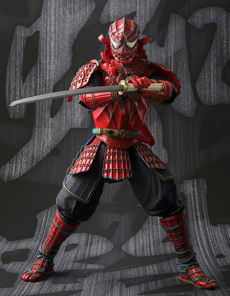 Bandai Tamashii Manga Realization Spider-Man SH Figuarts Figure