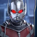 Hot Toys Civil War Ant-Man Figure Photos & Order Info!