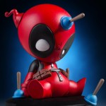 Skottie Young Deadpool Animated Statue Up for Order!