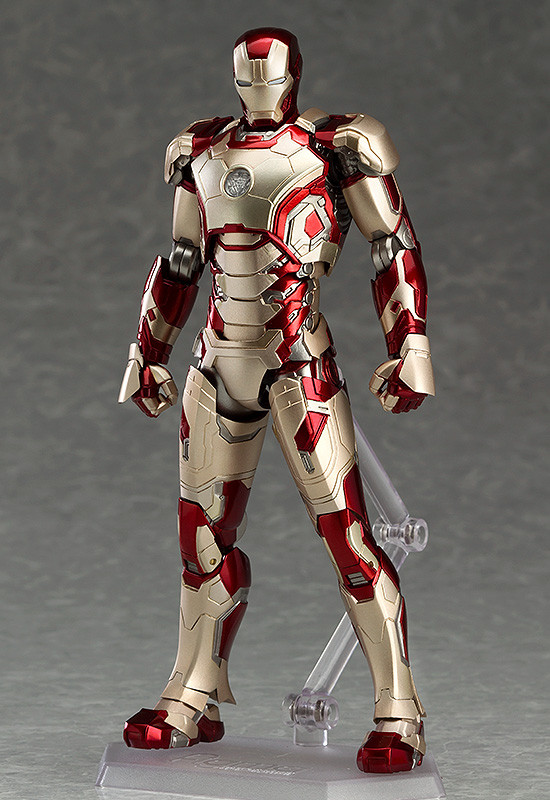 Figma Iron Man Mark 42 & 43 Figures Revealed & Photos ...